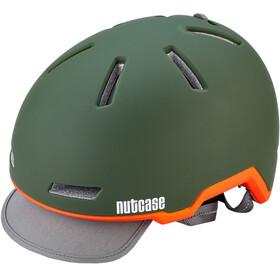 Nutcase Tracer Kask rowerowy, cascade green matte